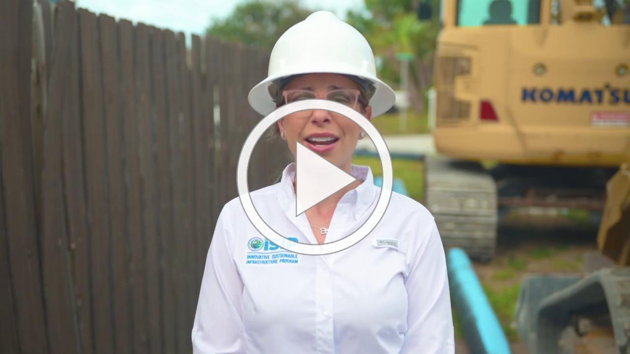 Boca Raton's Innovative Sustainable Infrastructure Program (iSIP)