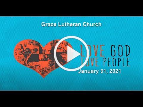 January 31st 2021 Worship