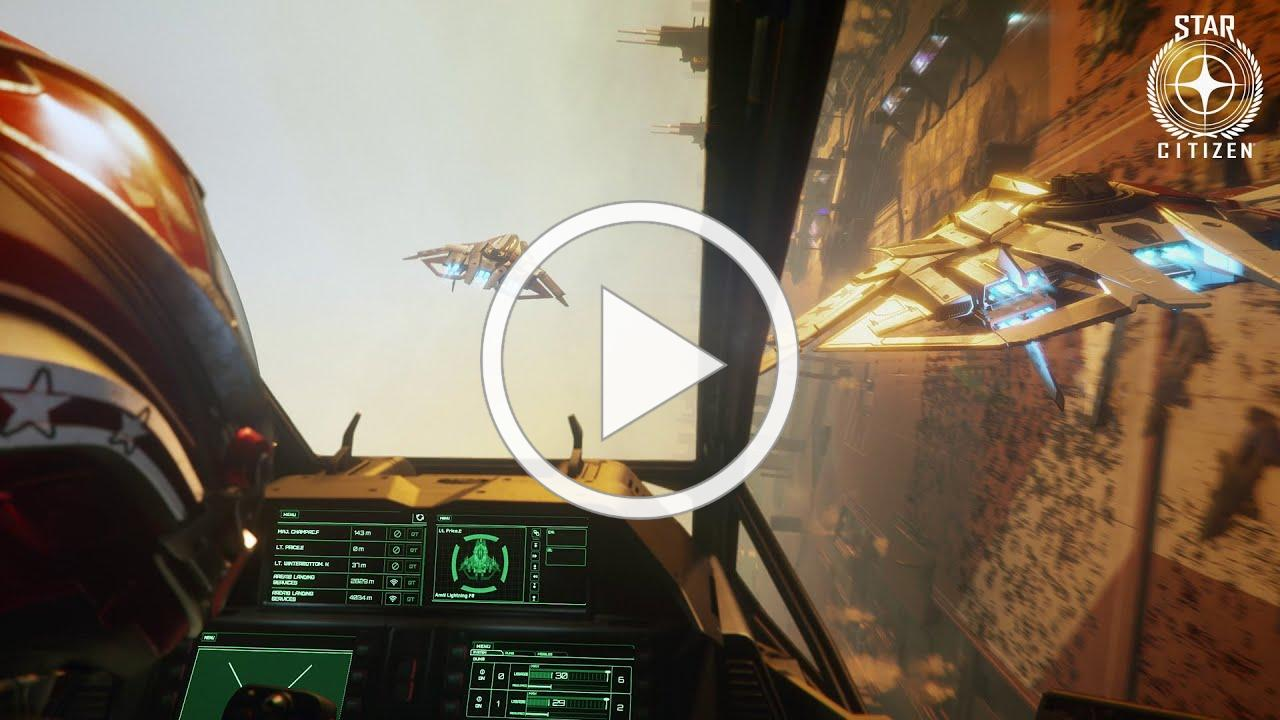 Star Citizen: Invictus Launch Week 2950 Teaser