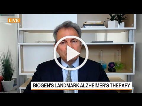 Biogen CEO Sees New Chapter in Fight Against Alzheimer's