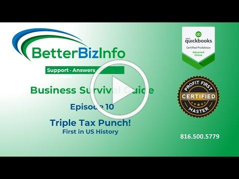 Episode 10 - Triple Tax Punch! - First in US History