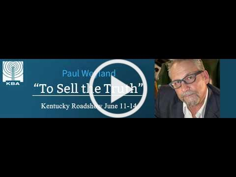 Paul Weyland/KY Broadcasters Roadshow 2018