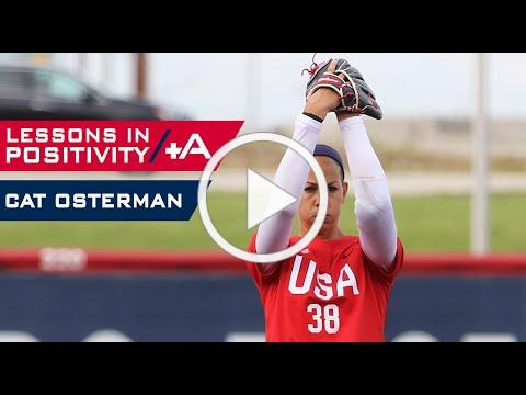 Lessons in Positivity (Episode 6) - Cat Osterman