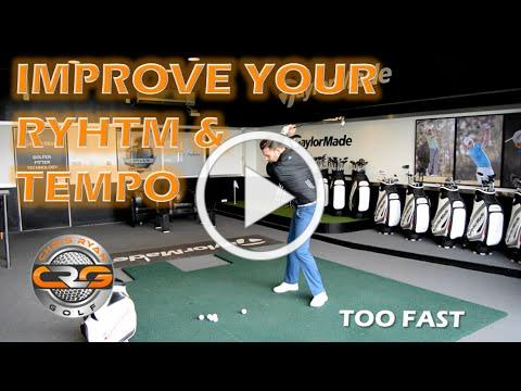 GOLF | IMPROVE YOUR RHYTHM AND TEMPO