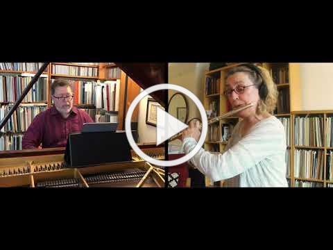 Bach Sonata in Eb Duet