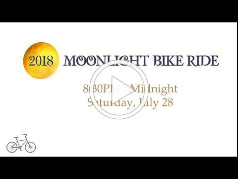 2018 Moonlight Bike Ride: Chamber Staff