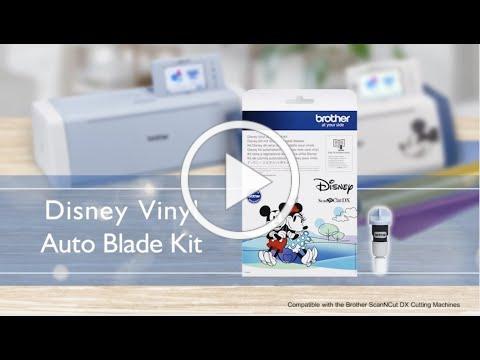 New for 2021 Disney Vinyl Auto Blade