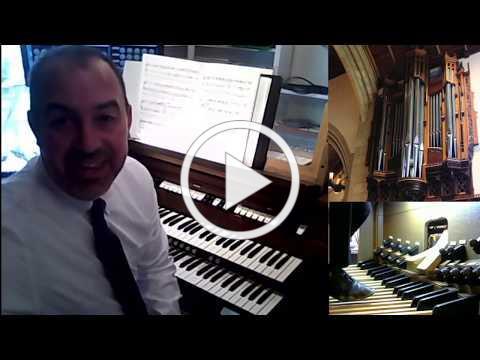 May 20, 2020: Wednesday Recital Series featuring Scott Lamlein, organ