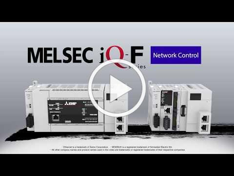 Mitsubishi Electric iQ-F Compact Controller: Networking Examples