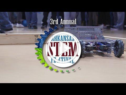 3rd Annual Arkansas STEM Festival