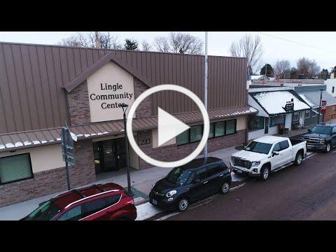 Community Center opens in downtown Lingle