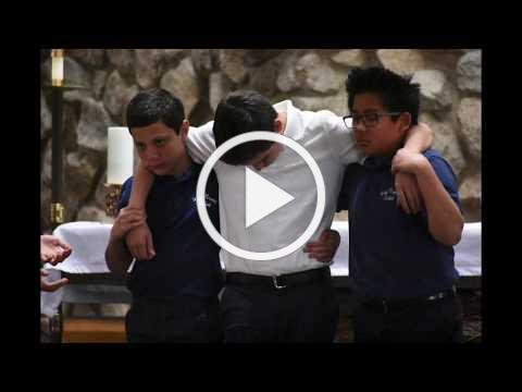 Stations of the Cross - Presented by 7th Grade