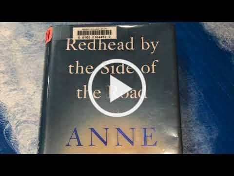 Osterville Village Library First Chapter Friday Redhead by the Side of the Road