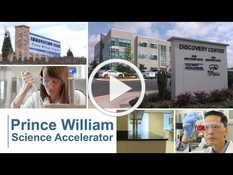 Prince William Science Accelerator Tour