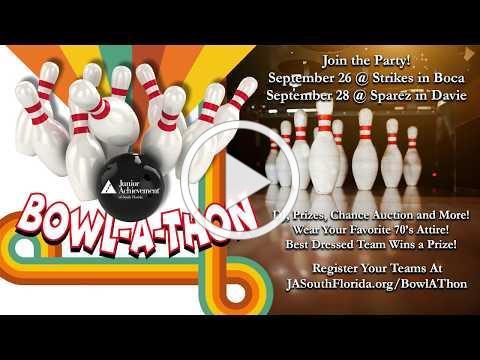 2018 JA Bowl-A-Thon Promo Video