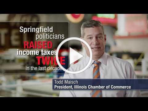 Todd Maisch | President, Illinois Chamber of Commerce | Stop the Tax Hike Amendment