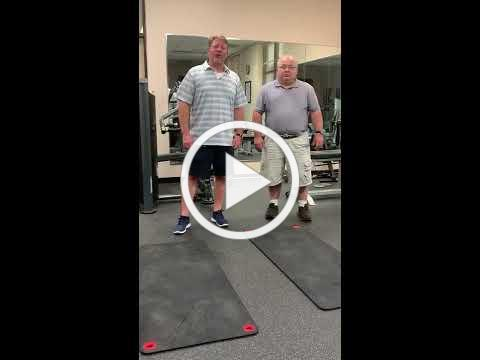 Workout with Adam