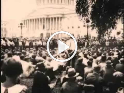 PBS Documentary: The March of the Bonus Army