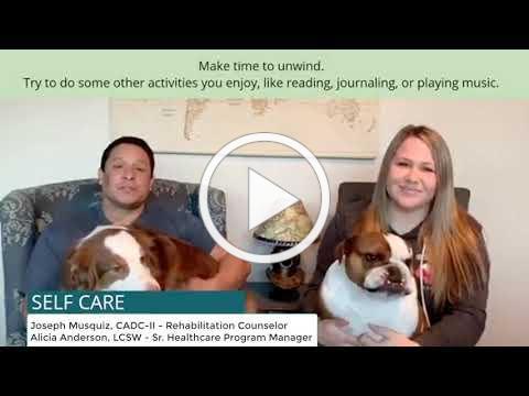 Behavioral Health Information - COVID -19 - English