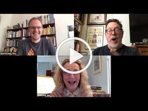 Steph and Jeff interview Axel Strauss