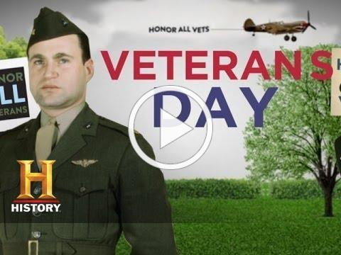 Bet You Didn't Know: Veterans Day   History