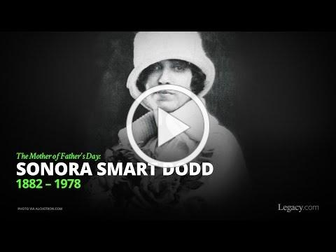 The Mother of Father's Day: Sonora Smart Dodd