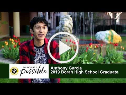 Boise and Beyond - 2019 Graduate Profiles - Anthony Garcia