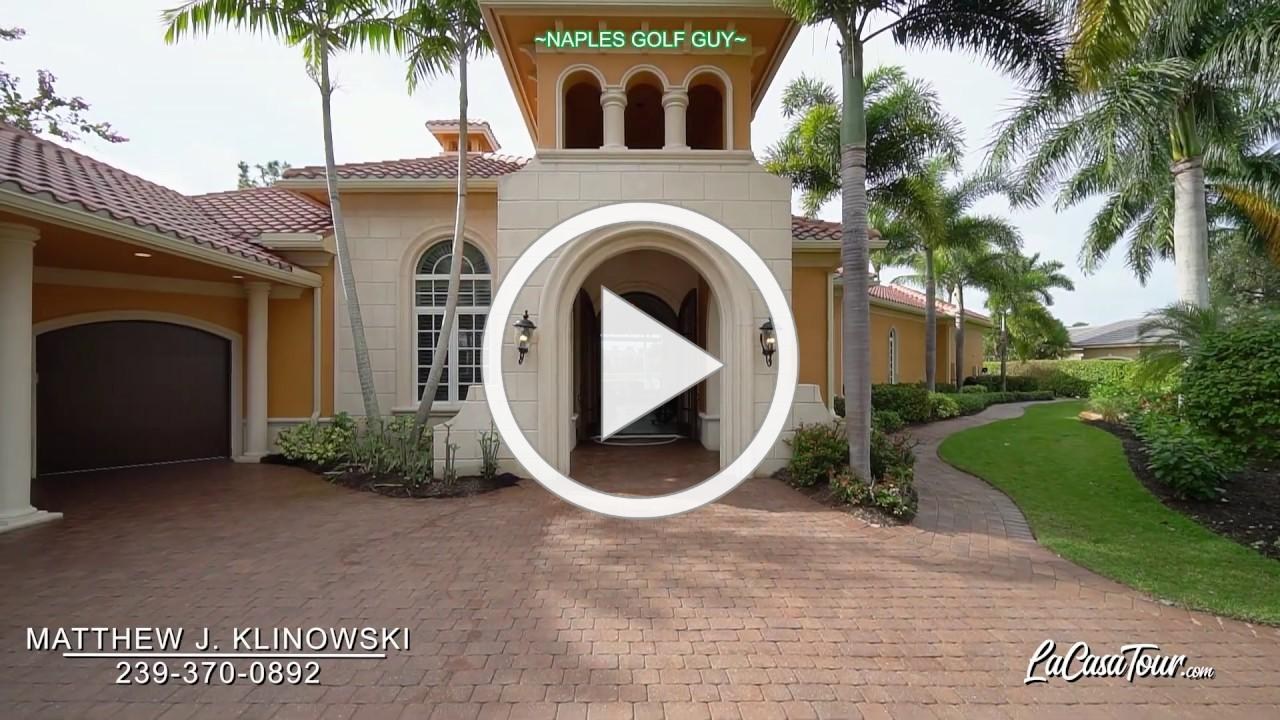 Lely Resort Home for Sale - 7542 Snead Ct, Naples, FL 34113 - $1,850,000