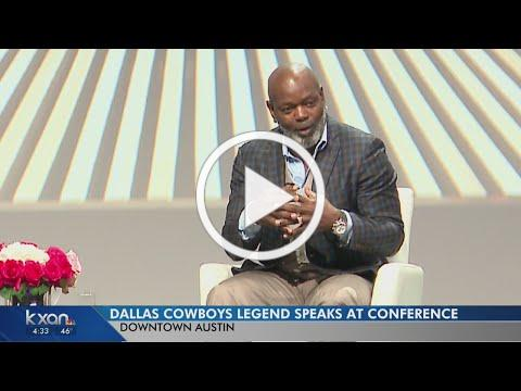Emmitt Smith talks the challenges facing minority businesses