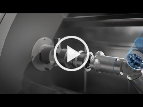 Three-finger gripper for cylinders | Up to 15 kg payload | CNC Machine Tending | OnRobot