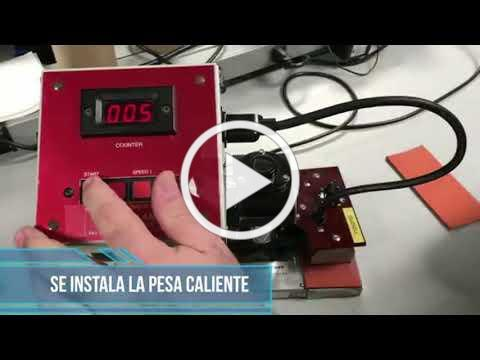 Printex Presenta: Equipo Para Medir Resistencia al Roce en Caliente