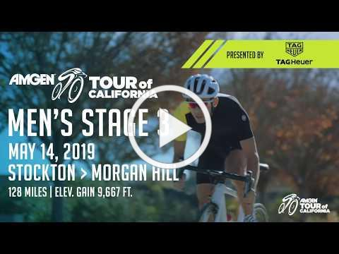 2019 Men's Stage 3 | Amgen Tour of California
