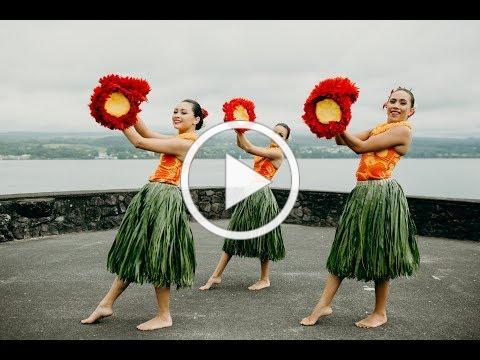 Kalani Pe'a Feat. Amy Hanaiali'i & Willie K - Hilo March - OFFICIAL MUSIC VIDEO