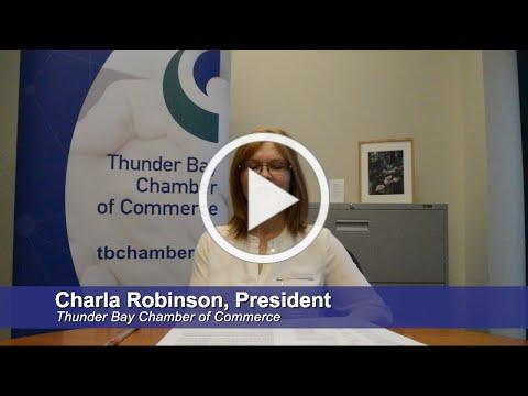 Charla highlights key items in the Fall Federal Economic Statement