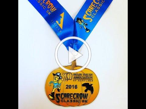 2016 Scarecrow Classic 5K Run and 1 Mile Walk - October 2, 2016
