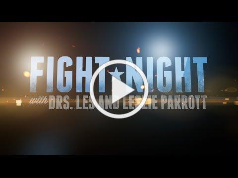 What Do You Fight About? Join Us for Fight Night!