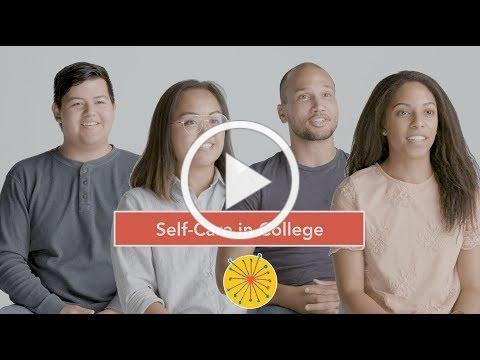 Self-Care in College