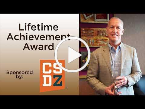 AGC 2020 Awards Recognition: Lifetime Achievement Award