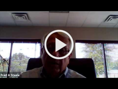 Virtual Mixer #12 - Fred Steele, Frontier Natural Gas Company (Part 1 of 2)
