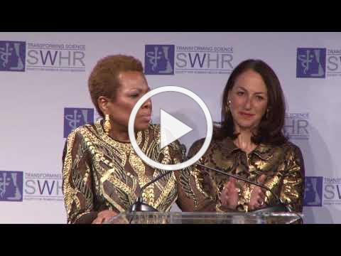 Marsha Henderson's 2014 SWHR Award Speech