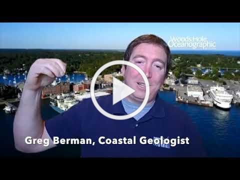 Osterville Library interviews Greg Berman, Coastal Geologist