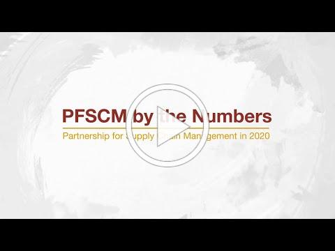 PFSCM's supply chain impact in 2020