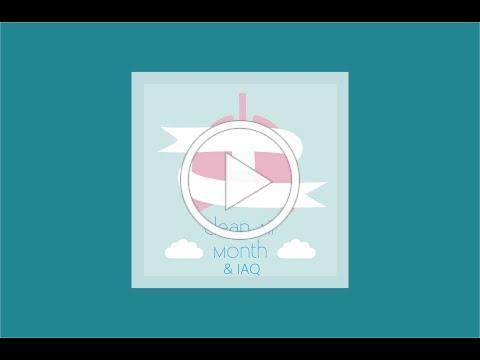 Clean Air Month & IAQ