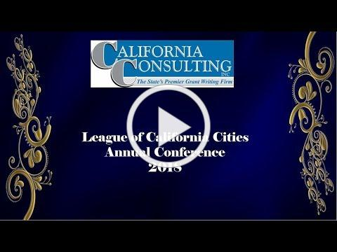 California Consulting Attends League of California Cities Annual Conference