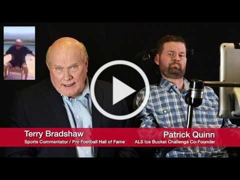 Terry Bradshaw & Pat Quinn ALS PSA :30