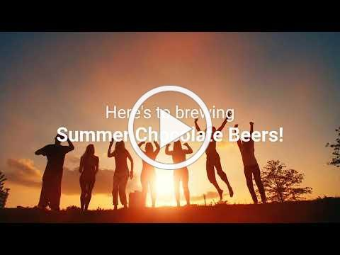Brew a Chocolate Summer Beer with Cholaca
