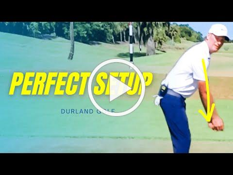GOLF TIP | How To Set Up For A Golf Shot