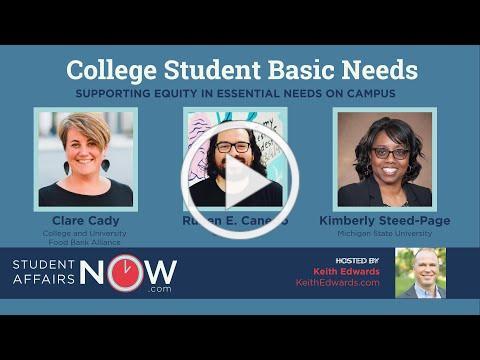 College Student Basic Needs