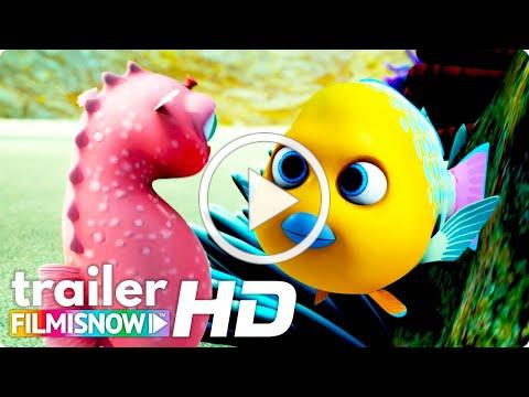 GO FISH Trailer 🐟 | Mark Hamill Animated Family Movie