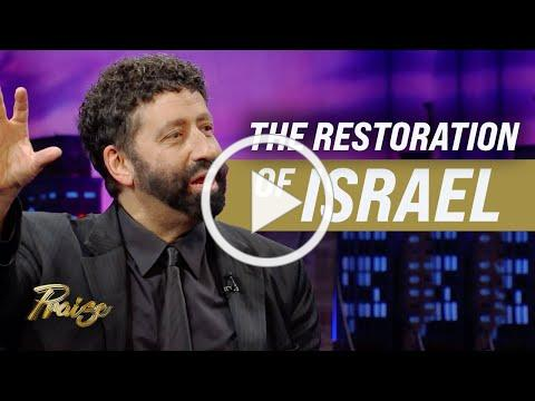 Jonathan Cahn: The Bible Predicted Everything   Praise on TBN